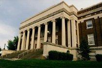Image of Van Meter Hall - Public Affairs (WKU)
