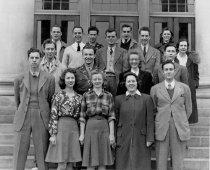 Image of College Heights Herald Staff - Talisman