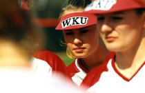 Image of WKU Softball Game - Hagen-Booth, Sheryl