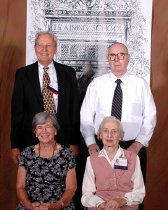 Image of College High Class of 1940, 1944 & 1945 - Mutter, Justin