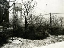 Image of WKU Campus in Snow - Franklin Studio