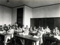 Image of Home Economics Class - Franklin Studio