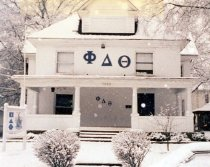 Image of Phi Delta Theta House - Unknown