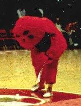 Image of Big Red - Redding, Art
