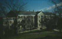 Image of Schneider Hall - Garrett, Leon