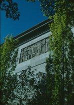 Image of Cherry Hall, detail. - Garrett, Leon