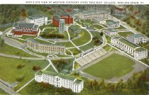 Image of Campus View - Curt Teich & Co., Inc.