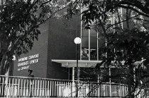 Image of Cravens Graduate Center & Library - Scherr, Wayne