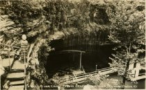 Image of Lost River Cave - W.M. Cline Co.