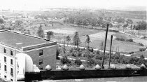 Image of View from Potter Hall. - Unknown