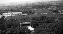 Image of View of Potter & Schneider Halls - Unknown