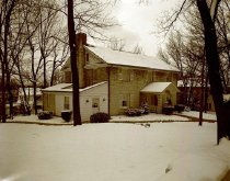 Image of WKU President's Home - Unknown