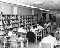 Image of Thompson Science Complex - Library - Unknown