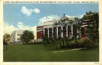 Image of Van Meter Hall - Spencer News Co.