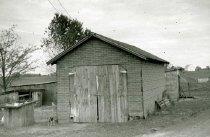 Image of Garage & Dog House - Lawson, Owen