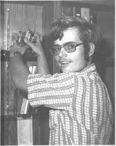 Image of Unidentified student