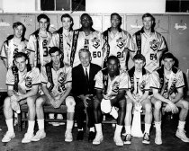 Image of Unidentified Sertoma Basketball Team - Unknown