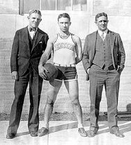 Image of Stansbury with Coaches - Unknown