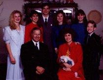 Image of Richard Anthony Family -