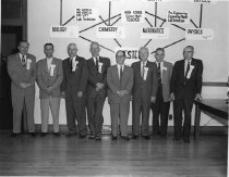Image of Science Department Heads - Unknown
