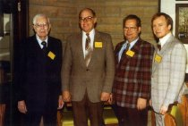 Image of Physics & Astronomy Department Heads - Unknown