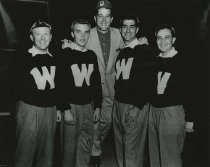 Image of Hilltoppers with Perry Como - Unknown