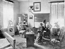 Image of Potter College Dormitory - Unknown