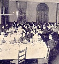 Image of Potter College Dining Hall - Unknown