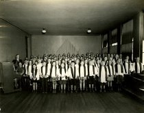 Image of Training School Choir - Unknown