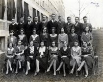 Image of College High Class of 1931 - Unknown