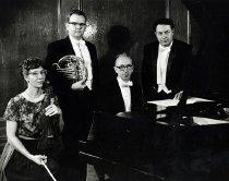 Image of Unidentified quartet - Unknown