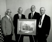 Image of Ogden College Faculty - Unknown