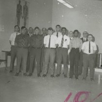 Image of Unidentified Faculty/Staff - Unknown