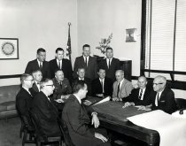 Image of Diddle Arena Building Committee - Unknown