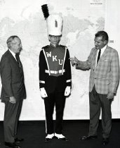 Image of WKU Marching Band Uniform - Unknown