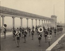 Image of Marching Band - Franklin Studio, Bowling Green, Ky.