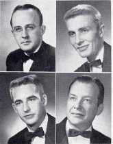 Image of Toppers Fraternity Officers - Towers