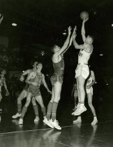 Image of Basketball Game - Unknown