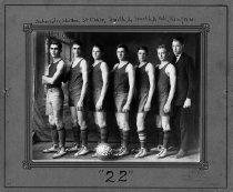 Image of Ogden Basketball Team - Hurds Studio, Bowling Green, KY
