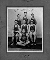 Image of Ogden Basketball Team - Unknown