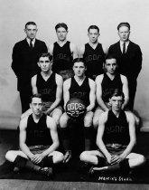 Image of Ogden Basketball Team - Martin's Studio