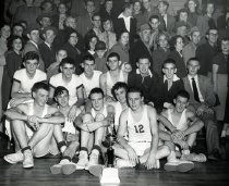 Image of College High Basketball Team? - Unknown