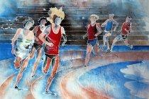 Image of WKU Cross Country Team - Harrison, L.