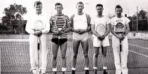 Image of WKU Tennis Team - Talisman