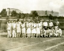 Image of Tennis Group - Unknown