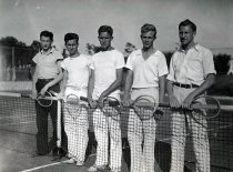 Image of Tennis Team - Unknown