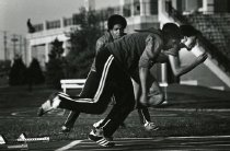 Image of WKU Track Team - Unknown