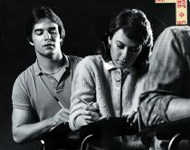 Image of WKU Students in Class - Roe, Bobby