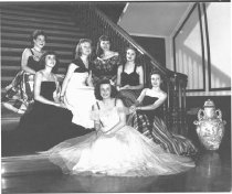 Image of Military Queen Candidates - College Heights Herald
