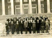 Image of WKU Unidentified Group -